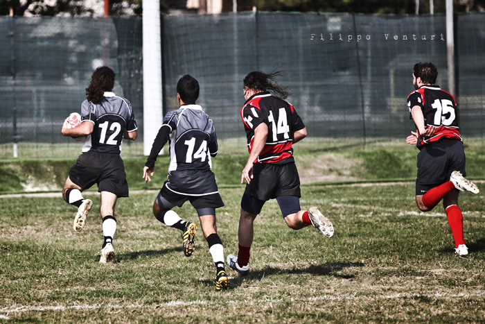 Cesena Rugby VS Stendhal Parma Rugby (foto 8)