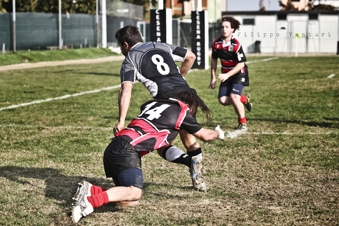 Cesena Rugby VS Stendhal Parma Rugby (foto 11)