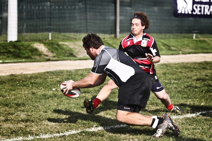 Cesena Rugby VS Stendhal Parma Rugby (foto 12)