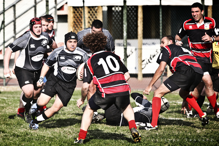 Cesena Rugby VS Stendhal Parma Rugby (foto 16)