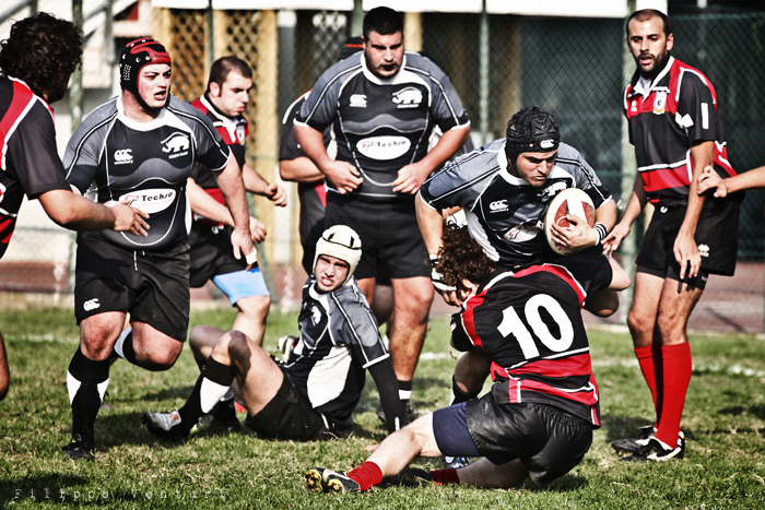 Cesena Rugby VS Stendhal Parma Rugby (foto 17)