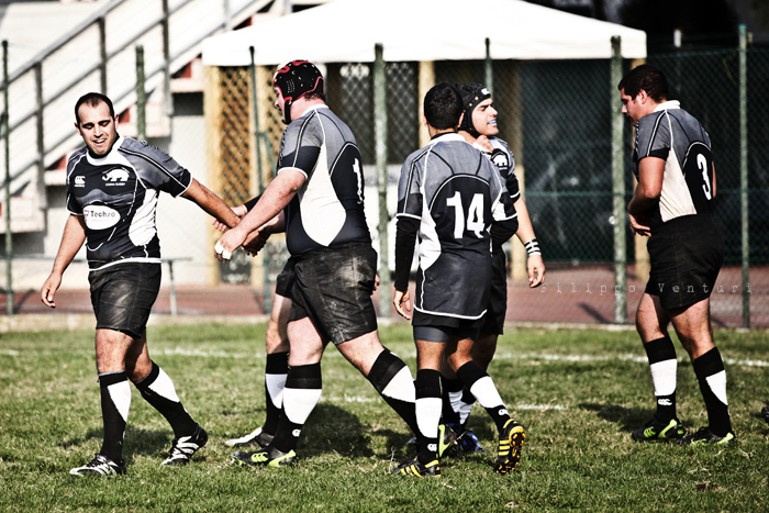 Cesena Rugby VS Stendhal Parma Rugby (foto 19)