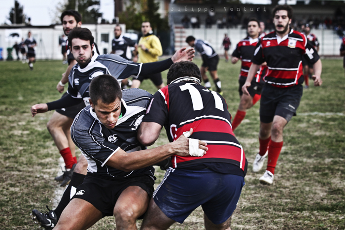 Cesena Rugby VS Stendhal Parma Rugby (foto 23)