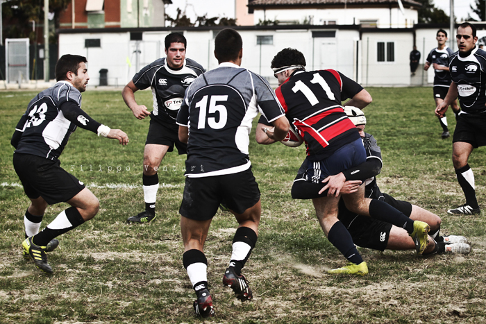 Cesena Rugby VS Stendhal Parma Rugby (foto 24)
