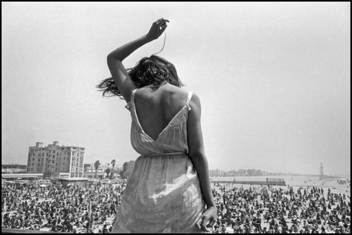 Dennis Stock, Venice Beach Rock Festival, 1968
