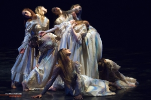 Theatre: Giselle Ballet, part 2 (show)