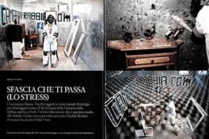Published in Io Donna / Corriere della Sera