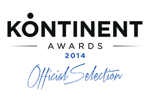 Official Selection at Kontinent Awards 2014