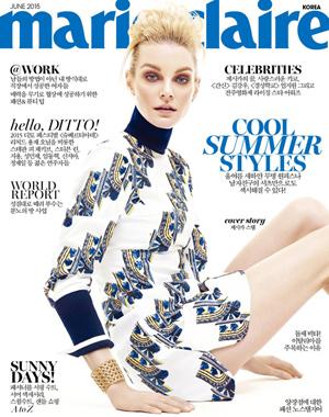 Publication: Marie Claire Korea