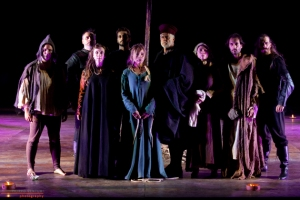 Theatre: Processo alla strega, con Ornella Muti