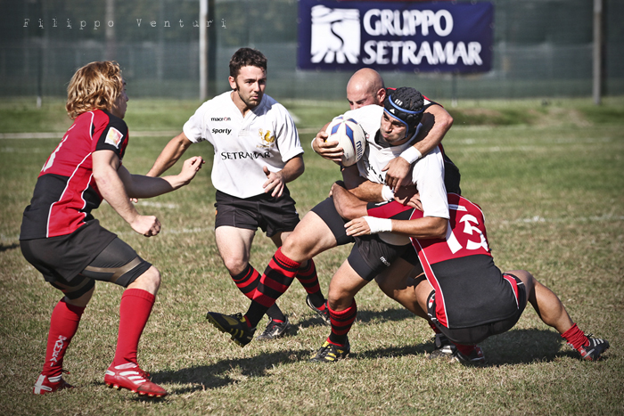 Romagna Rugby VS Amatori Rugby Catania (foto 1)