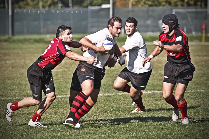 Romagna Rugby VS Amatori Rugby Catania (foto 2)
