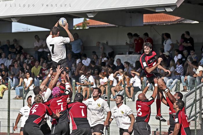 Romagna Rugby VS Amatori Rugby Catania (foto 3)