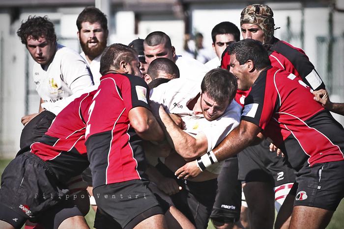Romagna Rugby VS Amatori Rugby Catania (foto 4)