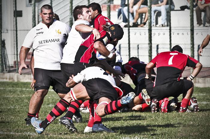Romagna Rugby VS Amatori Rugby Catania (foto 6)