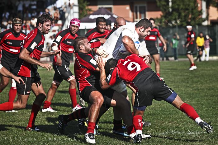 Romagna Rugby VS Amatori Rugby Catania (foto 8)