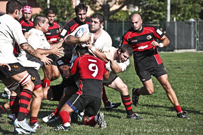 Romagna Rugby VS Amatori Rugby Catania (foto 9)