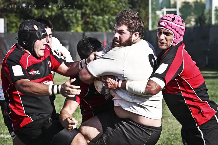 Romagna Rugby VS Amatori Rugby Catania (foto 10)