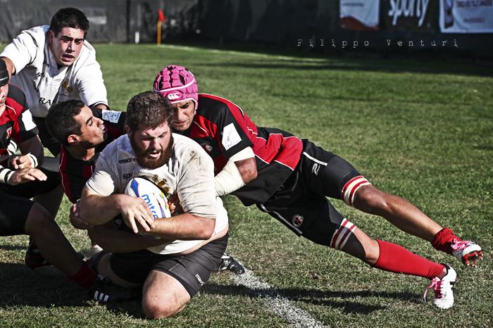 Romagna Rugby VS Amatori Rugby Catania (foto 11)