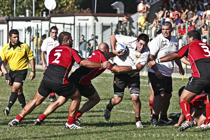Romagna Rugby VS Amatori Rugby Catania (foto 12)