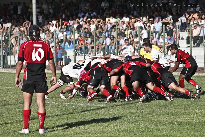 Romagna Rugby VS Amatori Rugby Catania (foto 13)