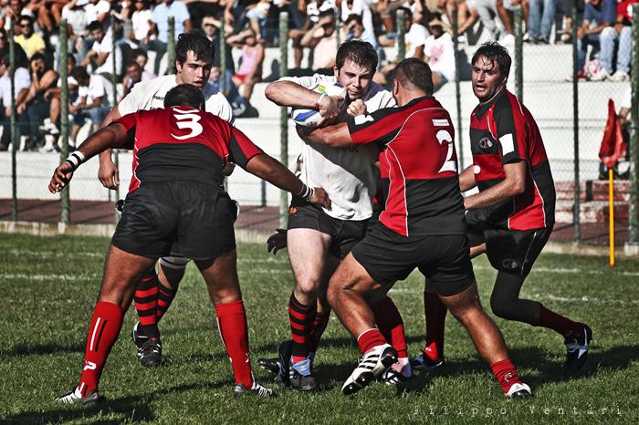 Romagna Rugby VS Amatori Rugby Catania (foto 14)