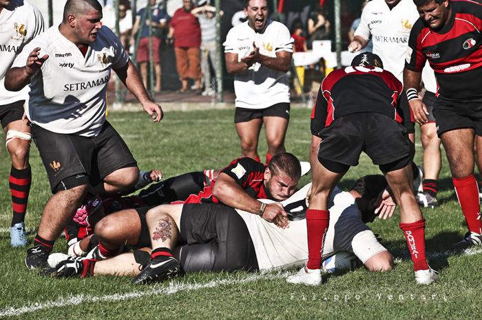Romagna Rugby VS Amatori Rugby Catania (foto 15)