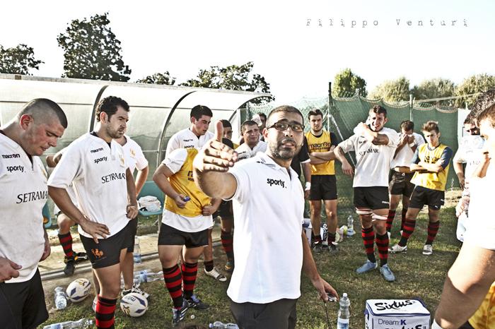 Romagna Rugby VS Amatori Rugby Catania (foto 17)