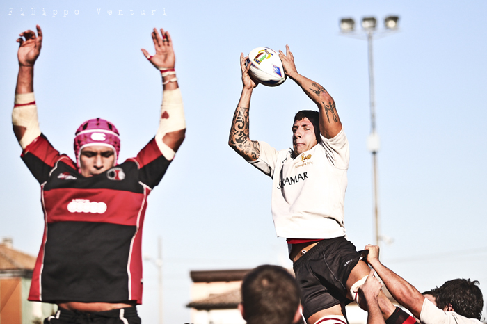 Romagna Rugby VS Amatori Rugby Catania (foto 27)