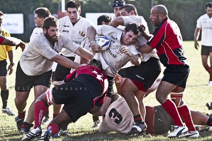 Romagna Rugby VS Amatori Rugby Catania (foto 30)