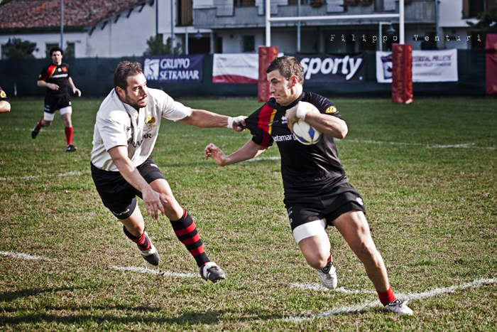 Romagna Rugby VS Rugby Valpolicella (photo 1)