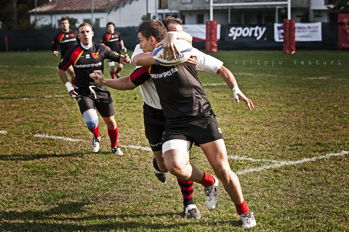Romagna Rugby VS Rugby Valpolicella (photo 2)