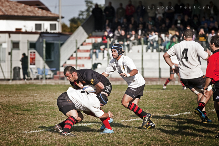 Romagna Rugby VS Rugby Valpolicella (photo 3)