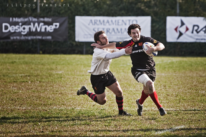 Romagna Rugby VS Rugby Valpolicella (photo 4)