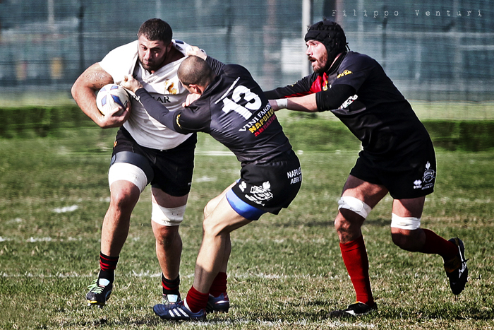 Romagna Rugby VS Rugby Valpolicella (photo 7)