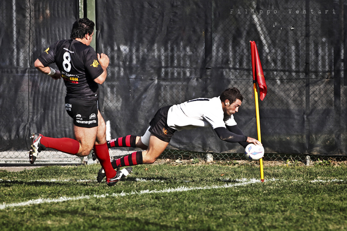 Romagna Rugby VS Rugby Valpolicella (photo 8)