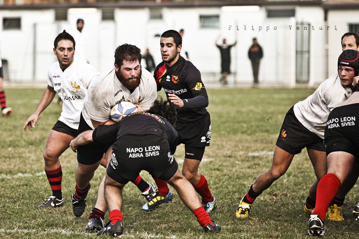 Romagna Rugby VS Rugby Valpolicella (photo 11)