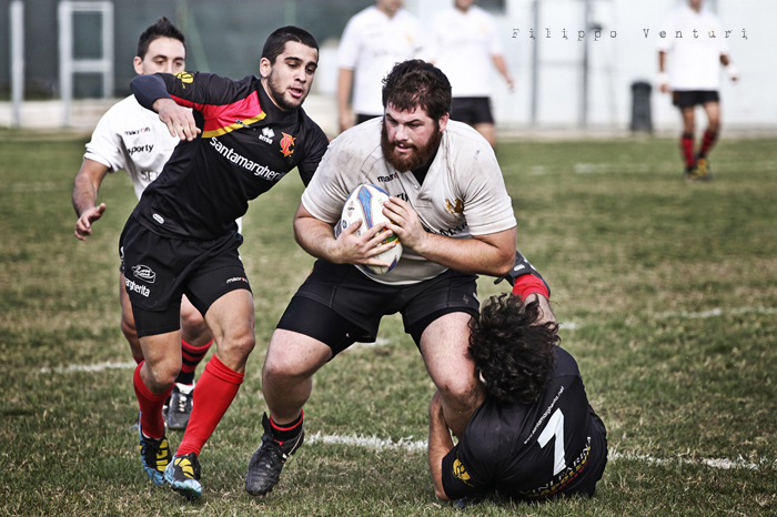 Romagna Rugby VS Rugby Valpolicella (photo 12)