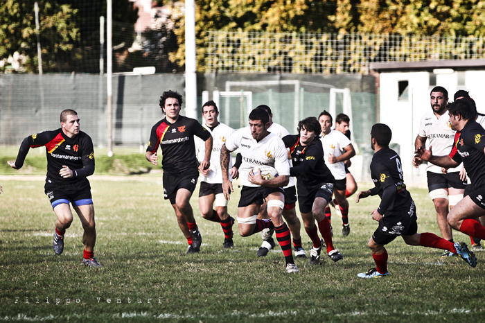 Romagna Rugby VS Rugby Valpolicella (photo 13)