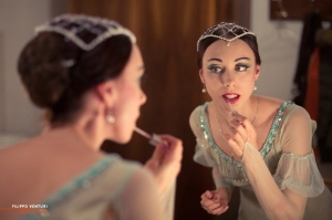 Theatre: Moscow Ballet, Romeo and Juliet (backstage)