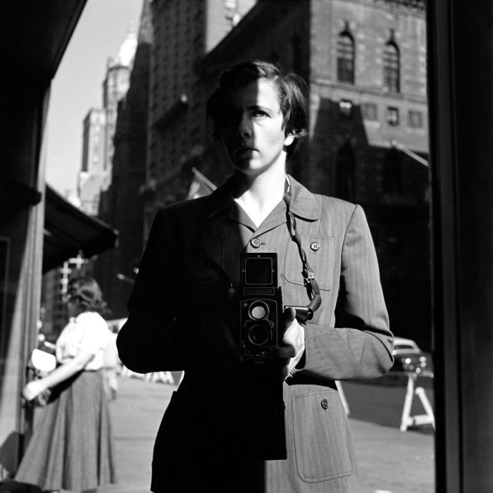 Vivian Maier, street photographer (photo 1)