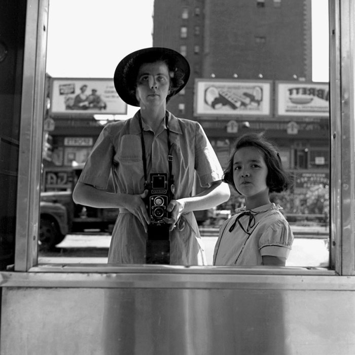 Vivian Maier, street photographer (photo 16)