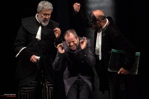 L'Avaro, with Alessandro Benvenuti