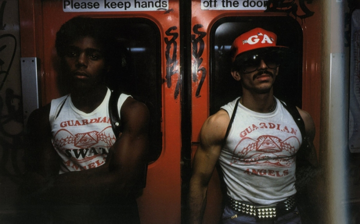 Bruce Davidson, Subway (photo 3)