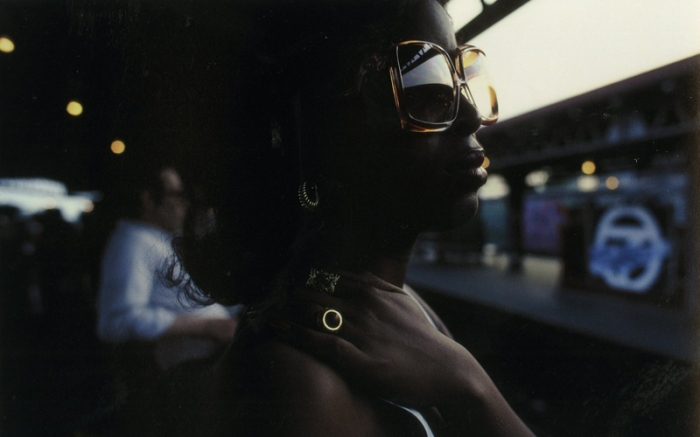 Bruce Davidson, Subway (photo 4)