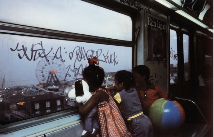 Bruce Davidson, Subway (photo 13)