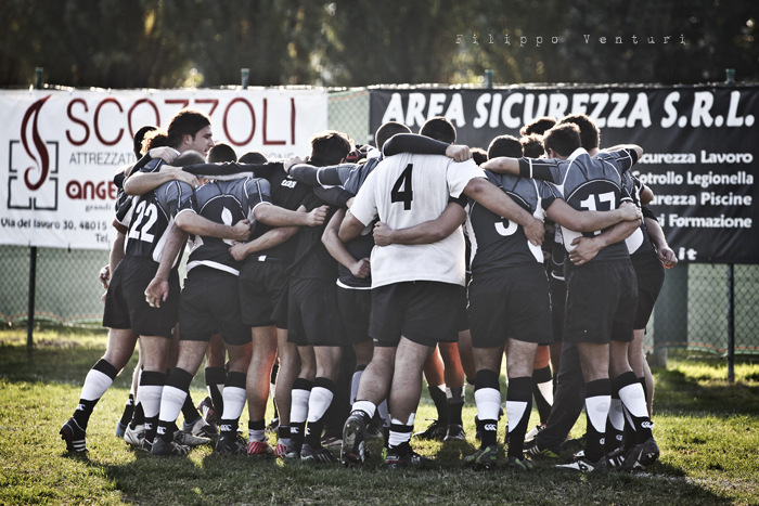 Cesena Rugby VS Ravenna RFC (foto 1)