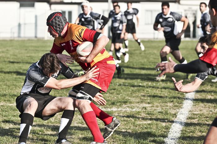 Cesena Rugby VS Ravenna RFC (foto 2)
