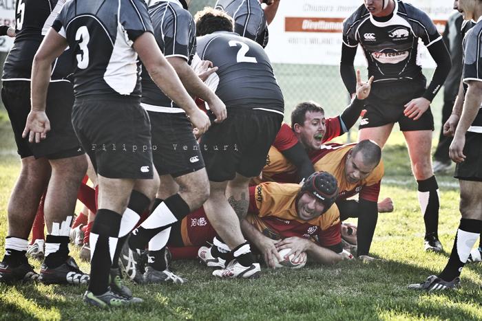 Cesena Rugby VS Ravenna RFC (foto 3)