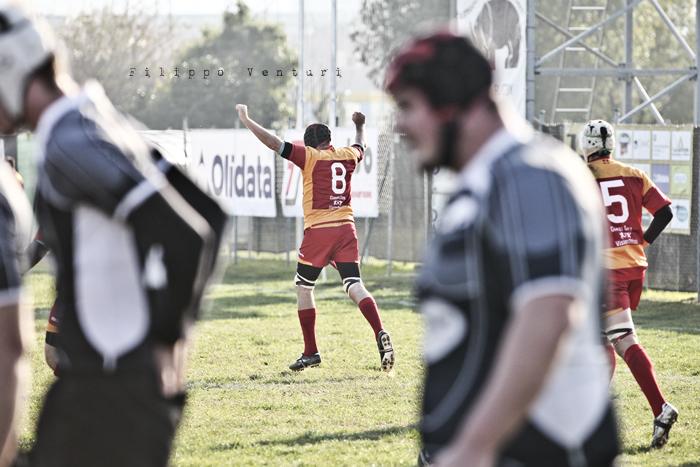 Cesena Rugby VS Ravenna RFC (foto 4)